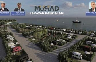 Karavan Park Projesi, turizme cansuyu olacak
