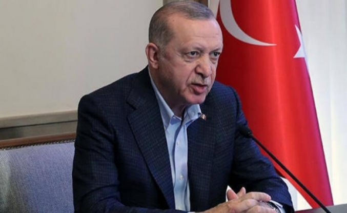 Cumhurbaşkanı Erdoğan'dan, sert tepki...