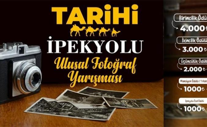 'Tarihi İpekylolu' konulu fotoğraf yarışması...