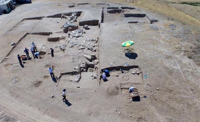 Çavuştepe'deki kazılarda yeni bulgulara ulaşıldı