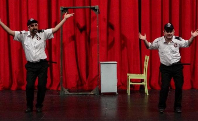VDT'de tiyatro oyununun provaları başladı